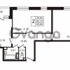 Продается квартира 2-ком 62.15 м² улица Пионерстроя 29, метро Проспект Ветеранов