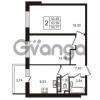 Продается квартира 2-ком 53.59 м² улица Пионерстроя 29, метро Проспект Ветеранов