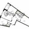 Продается квартира 3-ком 97.8 м² Приморский проспект 44, метро Старая деревня