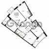 Продается квартира 4-ком 113.3 м² Приморский проспект 44, метро Старая деревня
