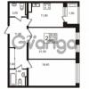 Продается квартира 2-ком 71.7 м² Приморский проспект 44, метро Старая деревня