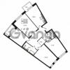 Продается квартира 4-ком 123.2 м² Приморский проспект 44, метро Старая деревня