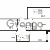 Продается квартира 4-ком 100 м² улица Катерников 1, метро Проспект Ветеранов