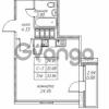 Продается квартира 1-ком 33.56 м² улица Валерия Гаврилина 18к 1, метро Парнас