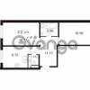 Продается квартира 2-ком 58.2 м² Союзный проспект 4, метро Проспект Большевиков