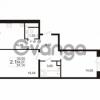 Продается квартира 2-ком 54.27 м² улица Адмирала Черокова 18к 3, метро Проспект Ветеранов
