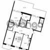Продается квартира 4-ком 140.97 м² Приморский проспект 52, метро Старая деревня