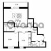Продается квартира 2-ком 82.13 м² Приморский проспект 52, метро Старая деревня