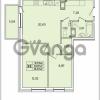 Продается квартира 2-ком 58 м² Красносельское шоссе 1, метро Проспект Ветеранов