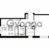 Продается квартира 1-ком 39.25 м² Европейский проспект 4к 2, метро Улица Дыбенко