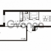 Продается квартира 2-ком 53.57 м² Европейский проспект 4к 2, метро Улица Дыбенко