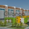 Продается квартира 1-ком 28.4 м² Шоссейная улица 1, метро Ладожская