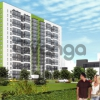 Продается квартира 1-ком 28.71 м² улица Николая Рубцова 22к 1, метро Ладожская