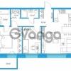 Продается квартира 2-ком 63.84 м² Комендантский проспект 58к 1, метро Комендантский проспект