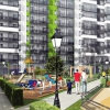 Продается квартира 1-ком 37.69 м² улица Николая Рубцова 22к 1, метро Ладожская