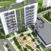 Продается квартира 1-ком 37.99 м² улица Николая Рубцова 22к 1, метро Ладожская