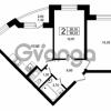 Продается квартира 2-ком 57 м² Оборонная улица 26, метро Девяткино