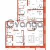 Продается квартира 3-ком 108.88 м² Комендантский проспект 58к 4, метро Комендантский проспект