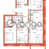Продается квартира 3-ком 81.41 м² Комендантский проспект 58к 5, метро Комендантский проспект