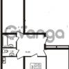 Продается квартира 3-ком 72 м² шоссе в Лаврики 83, метро Девяткино