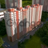 Продается квартира 1-ком 45 м² шоссе в Лаврики 83, метро Девяткино