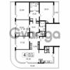 Продается квартира 4-ком 193 м² Новгородская улица 17, метро Чернышевская