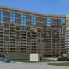 Продается квартира 1-ком 43.91 м² шоссе в Лаврики 74к 1, метро Девяткино