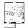 Продается квартира 1-ком 32 м² Новая улица 15, метро Ладожская