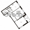 Продается квартира 2-ком 60.38 м² Воронцовский бульвар 1, метро Девяткино