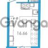 Продается квартира 1-ком 28.79 м² Школьная улица 6к А, метро Звездная