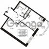Продается квартира 1-ком 36.83 м² улица Шувалова 1, метро Девяткино