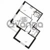 Продается квартира 2-ком 60.82 м² улица Шувалова 1, метро Девяткино