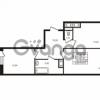 Продается квартира 2-ком 61.31 м² улица Шувалова 1, метро Девяткино