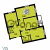 Продается квартира 3-ком 88.2 м² Витебский проспект 101к 2, метро Купчино