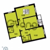 Продается квартира 3-ком 87.15 м² Витебский проспект 101к 2, метро Купчино