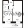Продается квартира 1-ком 33 м² Европейский проспект 1, метро Улица Дыбенко