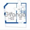 Продается квартира 1-ком 42.18 м² Европейский проспект 1, метро Улица Дыбенко