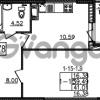 Продается квартира 1-ком 41 м² Уральская 4, метро Василеостровская