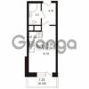 Продается квартира 1-ком 22.54 м² Школьная улица 7к 2, метро Купчино