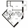 Продается квартира 1-ком 46.09 м² Школьная улица 7к 2, метро Купчино
