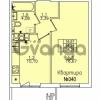 Продается квартира 1-ком 36.2 м² улица Николая Рубцова 22к 1, метро Ладожская