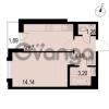 Продается квартира 1-ком 32.76 м² Саперная улица 53, метро Купчино