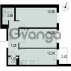 Продается квартира 2-ком 54.7 м² Саперная улица 53, метро Купчино