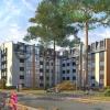 Продается квартира 1-ком 43.58 м² Саперная улица 53, метро Купчино