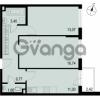 Продается квартира 2-ком 55.94 м² Саперная улица 53, метро Купчино