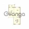 Продается квартира 2-ком 62.89 м² Областная улица 1, метро Улица Дыбенко