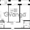 Продается квартира 2-ком 76.5 м² улица Мира 37, метро Петроградская