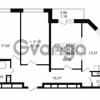 Продается квартира 3-ком 88.27 м² улица Мира 37, метро Петроградская