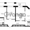 Продается квартира 3-ком 80.13 м² улица Мира 37, метро Петроградская