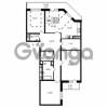 Продается квартира 3-ком 122.11 м² улица Мира 37, метро Петроградская